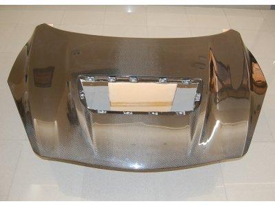 Капот карбоновый от Eurolineas для Mazda 3 MPS BM