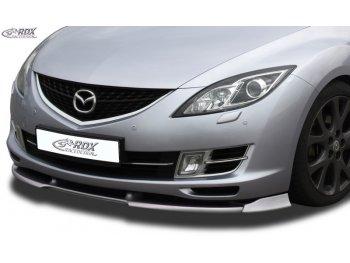 Накладка на передний бампер от RDX Racedesign на Mazda 6 GH