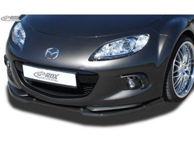 Накладка на передний бампер VARIO-X от RDX Racedesign на Mazda MX5 NC рестайл