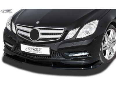 Накладка переднего бампера VARIO-X от RDX для Mercedes E класс C207