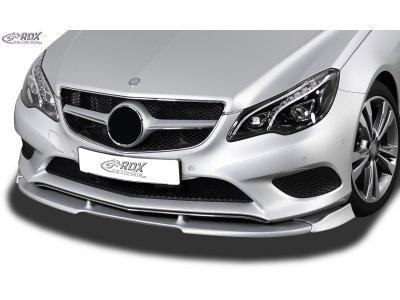 Накладка переднего бампера VARIO-X от RDX для Mercedes E класс C207 рестайл