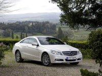 Тюнинг обвес на Mercedes E Coupe C207 : передний и задний бампер, пороги Prior-Design.