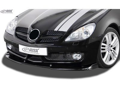 Накладка на передний бампер Vario-X от RDX Racedesign на Mercedes SLK класс R171 рестайл