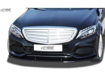 Накладка на передний бампер Vario-X от RDX на Mercedes C класс W205