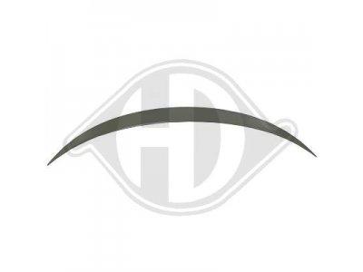 Спойлер на крышку багажника в стиле AMG A45 на Mercedes CLA класс C117