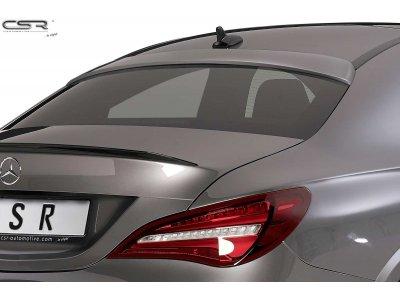 Накладка на заднее стекло от CSR на Mercedes CLA C117