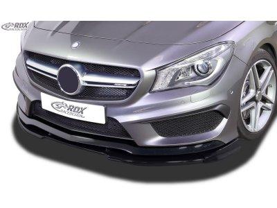 Накладка на передний бампер Vario-X от RDX на Mercedes CLA класс C117 AMG