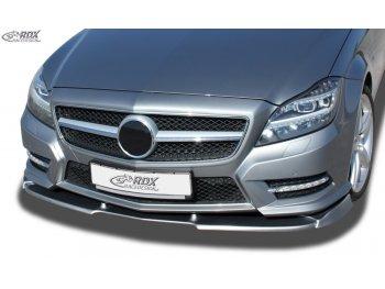 Накладка на передний бампер Vario-X от RDX на Mercedes CLS класс W218 AMG-Paket