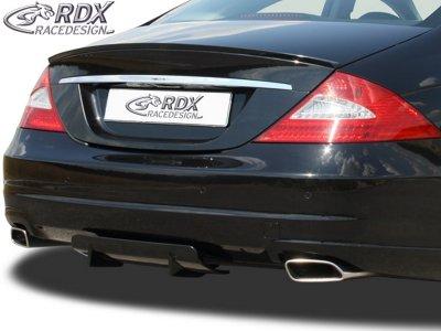 Накладка заднего бампера U-Diff от RDX для Mercedes CLS W219