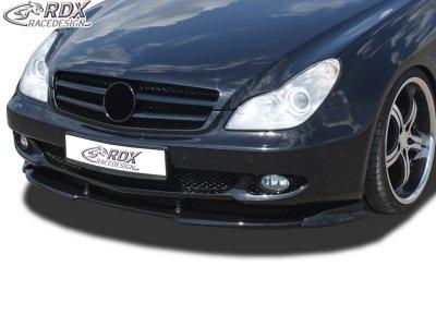 Накладка переднего бампера VARIO-X от RDX для Mercedes W219