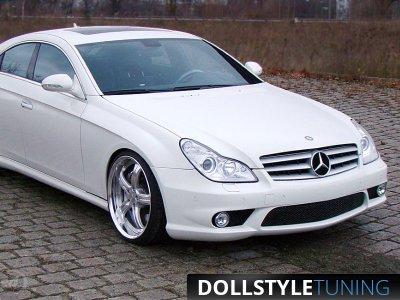 Бампер передний AMG для Mercedes CLS W219
