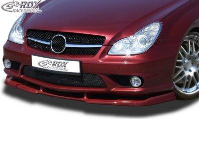 Накладка переднего бампера VARIO-X от RDX для Mercedes CLS AMG W219