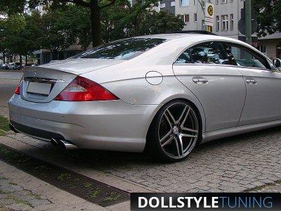 Бампер задний AMG для Mercedes CLS W219