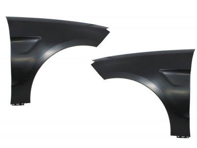 Крылья передние AMG Look от HD на Mercedes ML W166