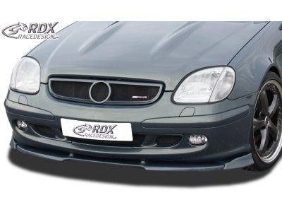 Накладка на передний бампер Vario-X от RDX Racedesign на Mercedes SLK класс R170 рестайл