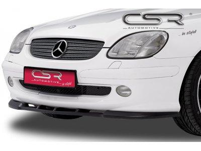 Накладка на передний бампер Elegance от CSR Automotive на Mercedes SLK класс R170