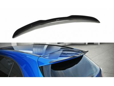 Накладка на спойлер от Maxton Design для Mercedes A класс W176