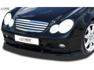 Накладка на передний бампер Vario-X от RDX для Mercedes C класс W203 Coupe
