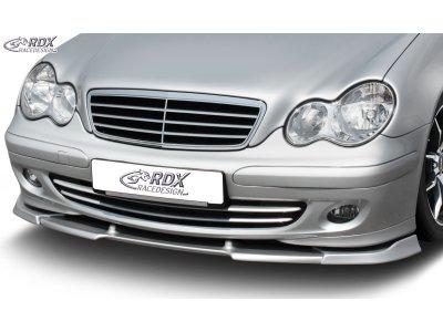 Накладка на передний бампер Vario-X от RDX для Mercedes C класс W203 рестайл