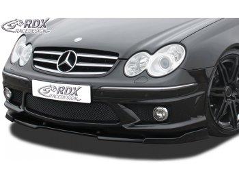 Накладка на передний бампер VARIO-X от RDX Racedesign на Mercedes CLK класс W209 AMG