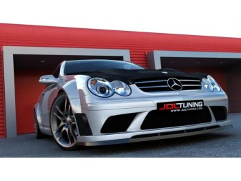 Комплект обвеса AMG Black Series Look от Maxton Design на Mercedes CLK класс W209