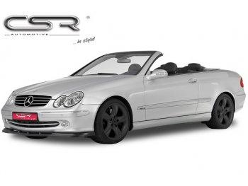 Накладка на передний бампер от CSR Automotive на Mercedes CLK класс W209