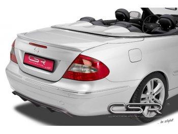 Спойлер на багажник от CSR Automotive на Mercedes CLK класс W209 Coupe / Cabrio