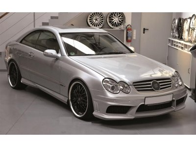 Комплект обвеса Prior-Design CLK PD на Mercedes CLK W209 (реплика)