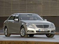 Тюнинг обвес на Mercedes E класс W212 кузов : передний и задний бампер, пороги, капот