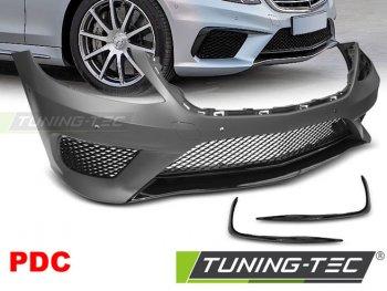 Бампер передний в стиле AMG S63 от Tuning-Tec на Mercedes S класс W222