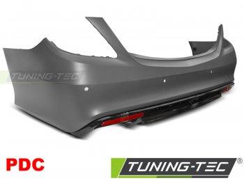 Бампер задний в стиле AMG S63 от Tuning-Tec на Mercedes S класс W222