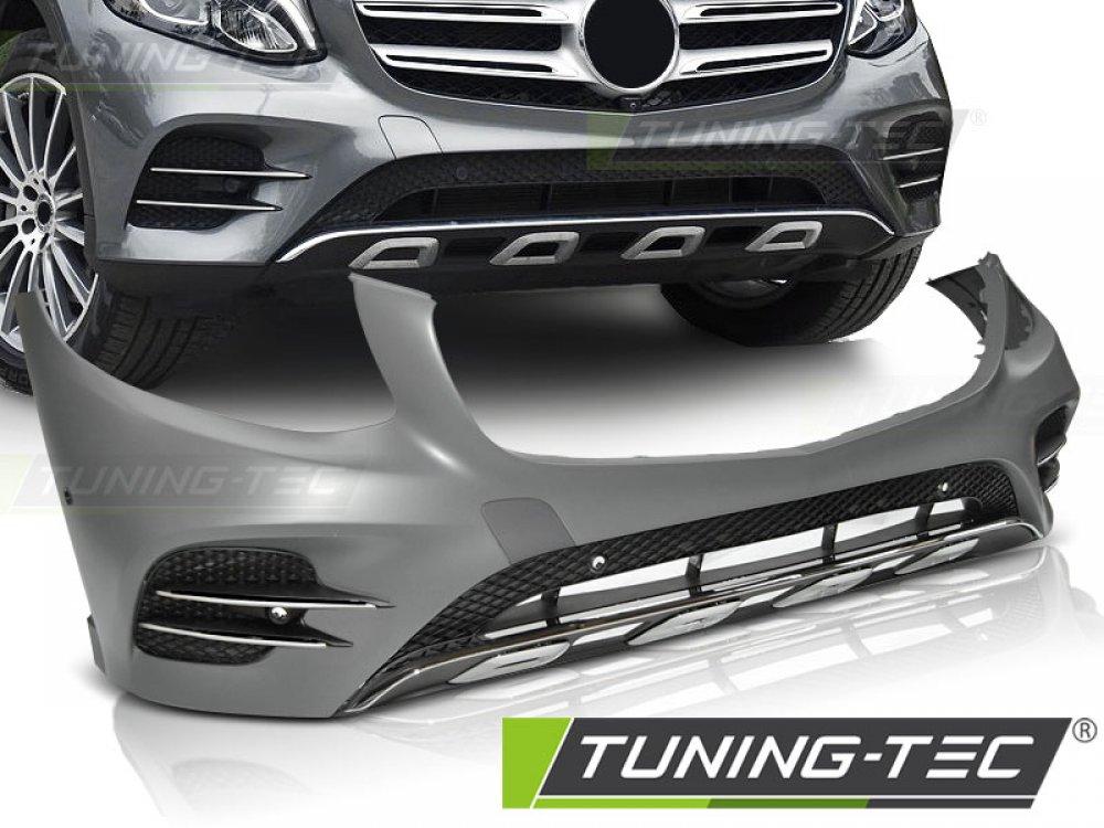 Бампер передний в стиле GLC43 AMG от Tuning-Tec на Mercedes GLC класс X253