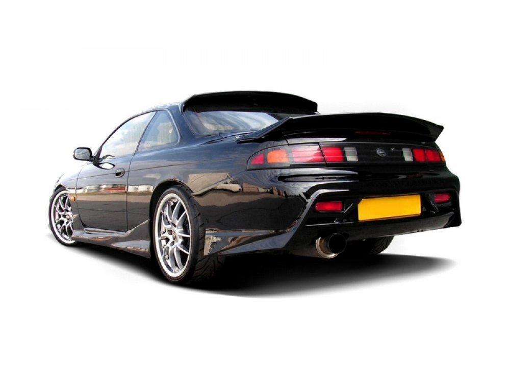 Бампер задний от Maxton Design на Nissan 200SX S14