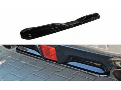 Накладка на задний бампер центральная от Maxton Design на Nissan 370Z