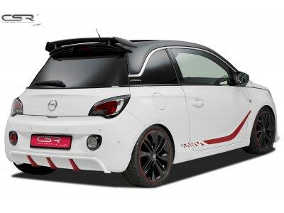Накладка на задний бампер от CSR Automotive на Opel Adam