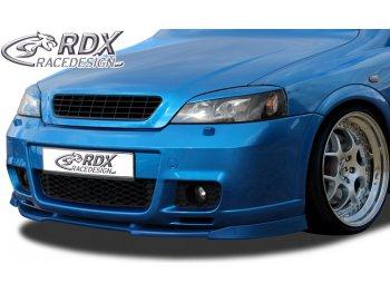 Накладка на передний бампер VARIO-X от RDX Racedesign на Opel Astra G OPC