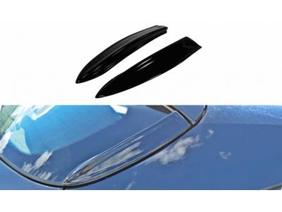Боковые накладки на заднее стекло от Maxton Design на Opel Astra H OPC / VXR