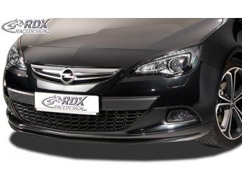 Накладка на передний бампер от RDX Racedesign на Opel Astra J OPC-Line