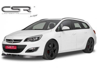 Накладка на передний Elegance от CSR Automotive на Opel Astra J