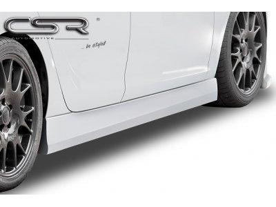 Накладки на пороги от CSR Automotive на Opel Astra J