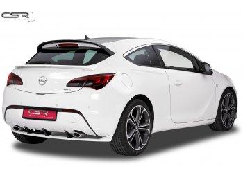 Накладка на задний бампер от CSR Automotive на Opel Astra J GTC