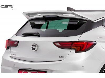 Спойлер на крышку багажника от CSR Automotive на Opel Astra K