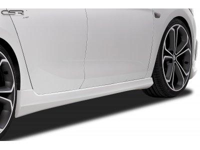 Накладки на пороги от CSR Automotive на Opel Astra K