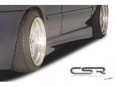 Накладки на пороги от CSR Automotive на Opel Calibra Sportcoupe