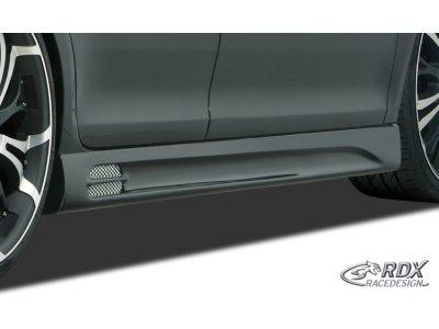 Накладки на пороги GT-Race от RDX Racedesign на Opel Calibra