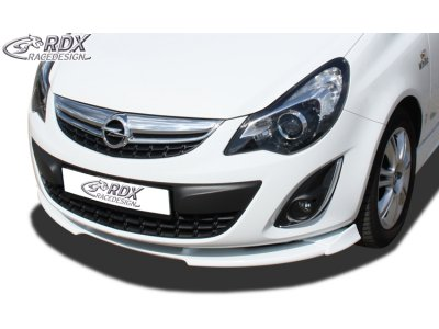 Накладка на передний бампер VARIO-X от RDX Racedesign на Opel Corsa D рестайл