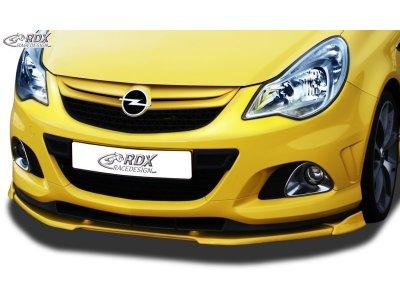 Накладка на передний бампер VARIO-X от RDX Racedesign на Opel Corsa D OPC
