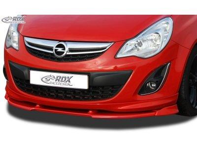 Накладка на передний бампер VARIO-X от RDX Racedesign на Opel Corsa D OPC рестайл