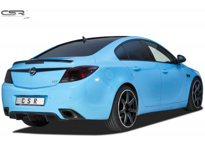 Накладка на задний бампер от CSR Automotive на Opel Insignia A OPC