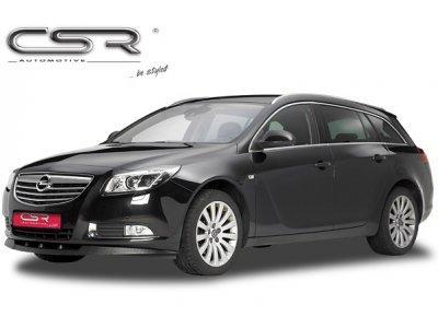 Накладка на передний Elegance от CSR Automotive на Opel Insignia